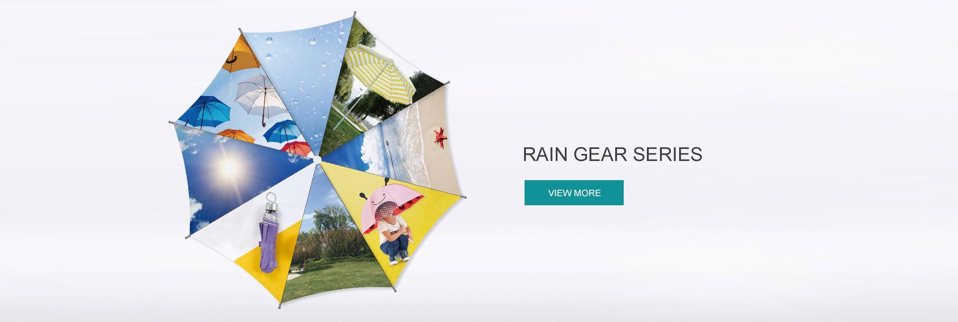 Rain Gear Series